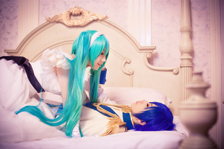 Cendrillon_Vocaloid_SweetDream by smallw