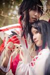 Nagamasa and Oichi_2_Sengoku Basara2