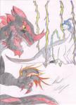 Trex Lord vs Ryden