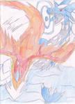 Dimorph Ace vs Kaishin