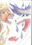 T-rex vs ZongaZonga