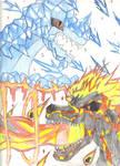 Frigisaurus vs Ignosaurus #2