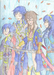 Fire Emblem Awakening- Avatar and Chrom