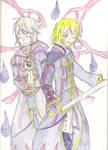 Fire Emblem Awakening-Mew and Yasu