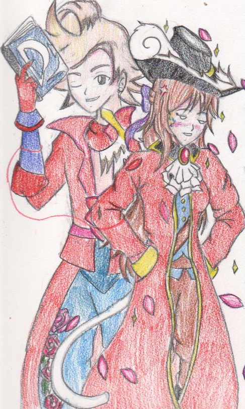 Ringabel and Lyra