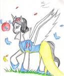 My Little Pony FIM- Snow White