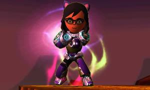 Super Smash Bros: Mew Mew: Gunner