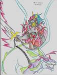 Dark Chrom Dragon Rider