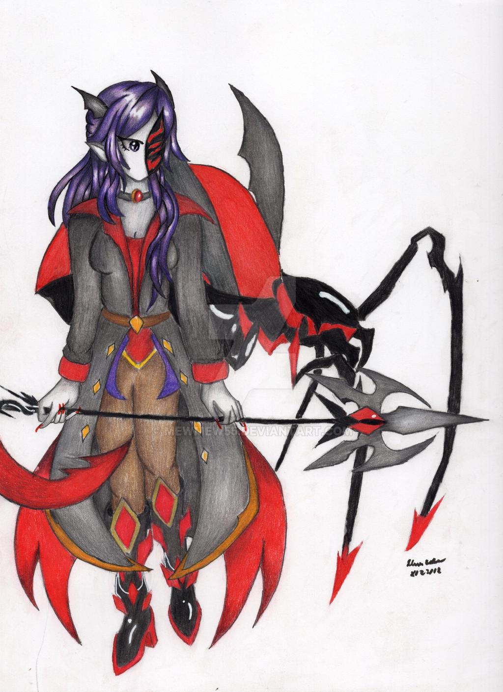 Queen's Knight Kora