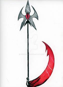 Kora's Weapon