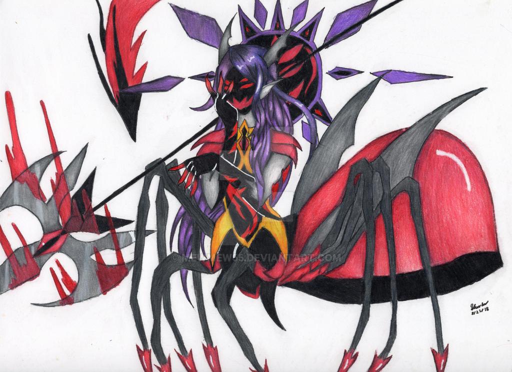 Crimson Nightmare Kora