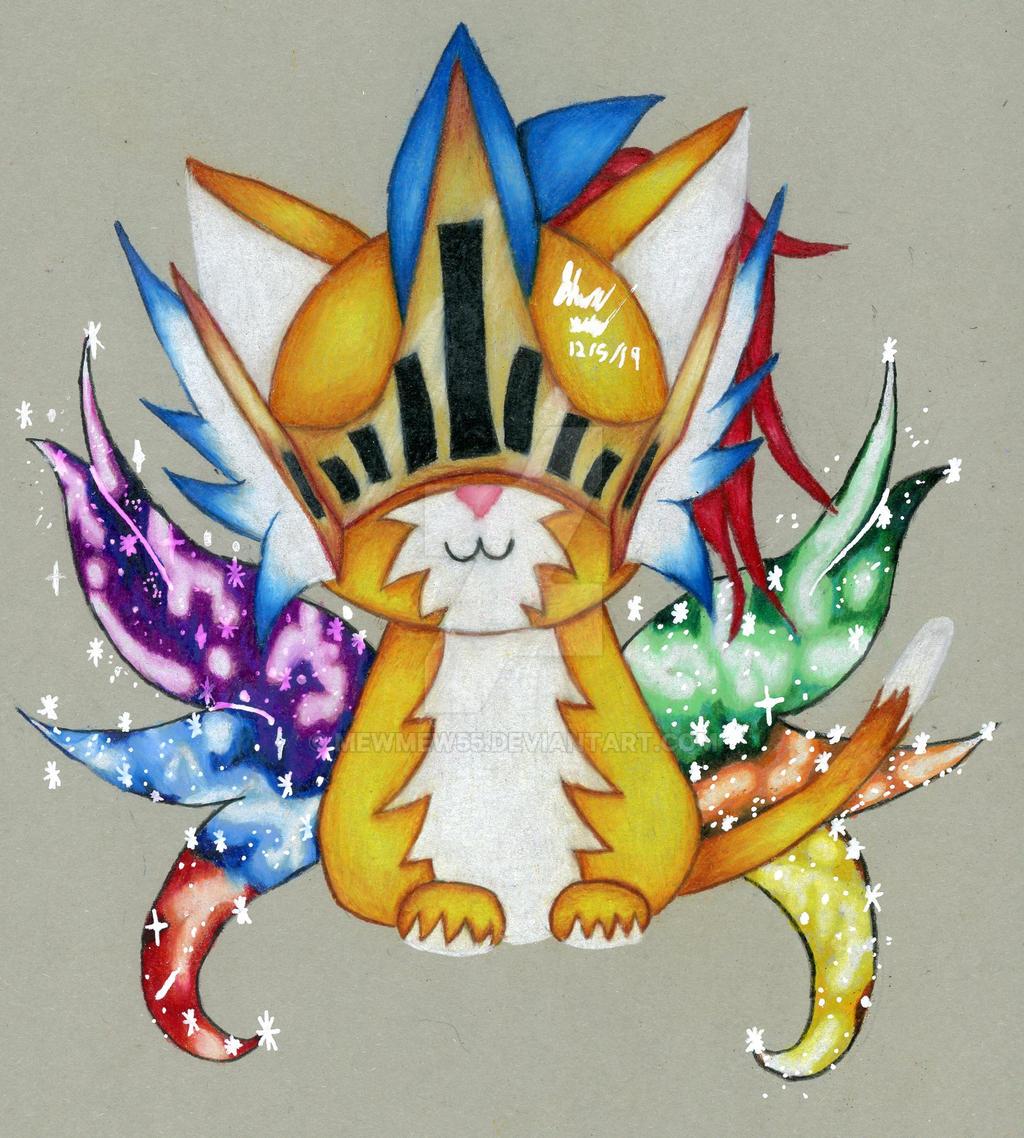 LightStar, Chibi version