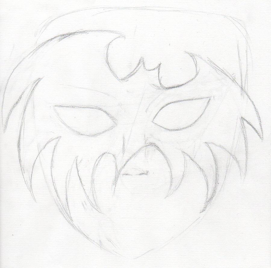 Bat-Mask166 by Neminiparclea