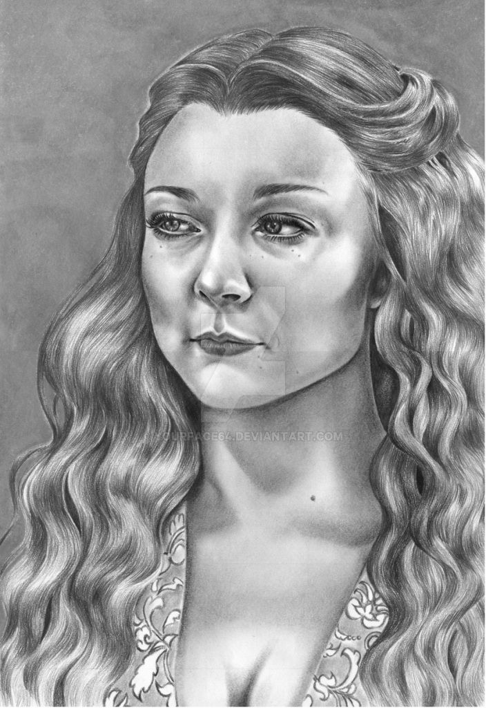 Margaery Tyrell by yourface64