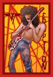3f29686da1c zombiepencil 12 37 Eddie Van Halen - Eruption by CheekyFF