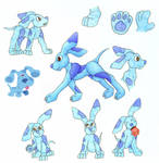 Reference - Blue