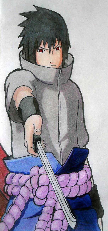 Sasuke Naruto Ninja Storm 3 Eternal Mangekyou Shar by ...
