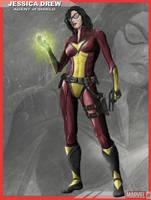 MARVEL NOW Spiderwoman final MCU by dbvinal