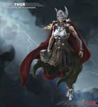 Lady ThorFinalv2 MCU