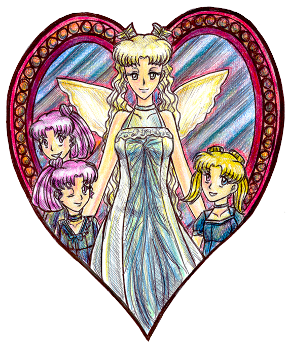 50 Chibiusa Project, Completed! Ga__legendary_royal_family_siblings_by_sydchan-d5wnvz0