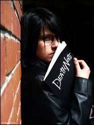 Death Note COSPLAY: Mikami by OirokenoJutsu