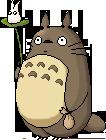Totoro by KirimyTsuki