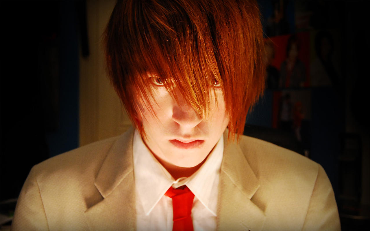 Yagami Light - Cosplay by Jesus- on DeviantArt