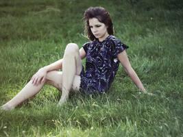 alice in wonderland by LittleFlair