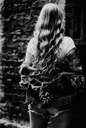 the suburbs girl by LittleFlair