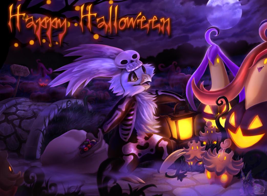 Keep It Spooky! by DenaJarawr