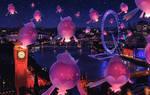 Lights Over London