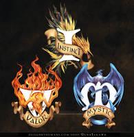 Valor, Instinct, Mystic