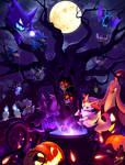 Pokemon Halloween 2016