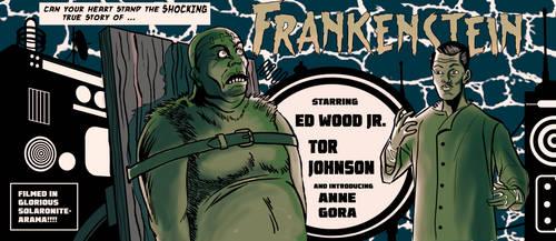 Ed Wood's FRANKENSTIEN