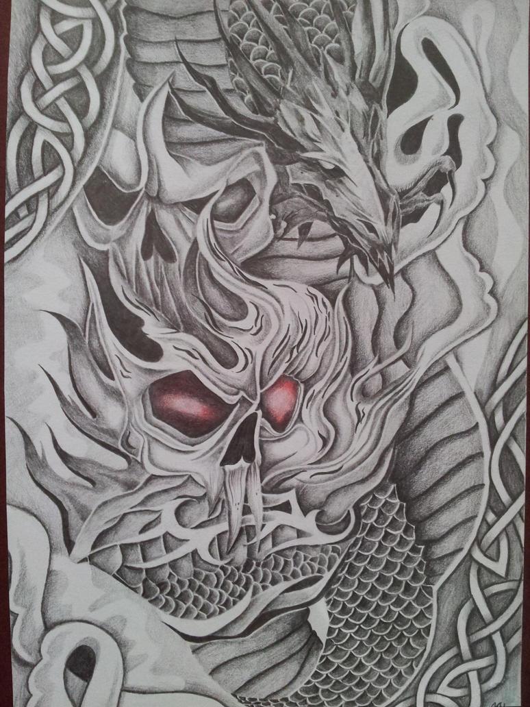 Demon Skull and...
