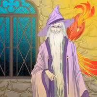 Dumbledore by 0theghost0
