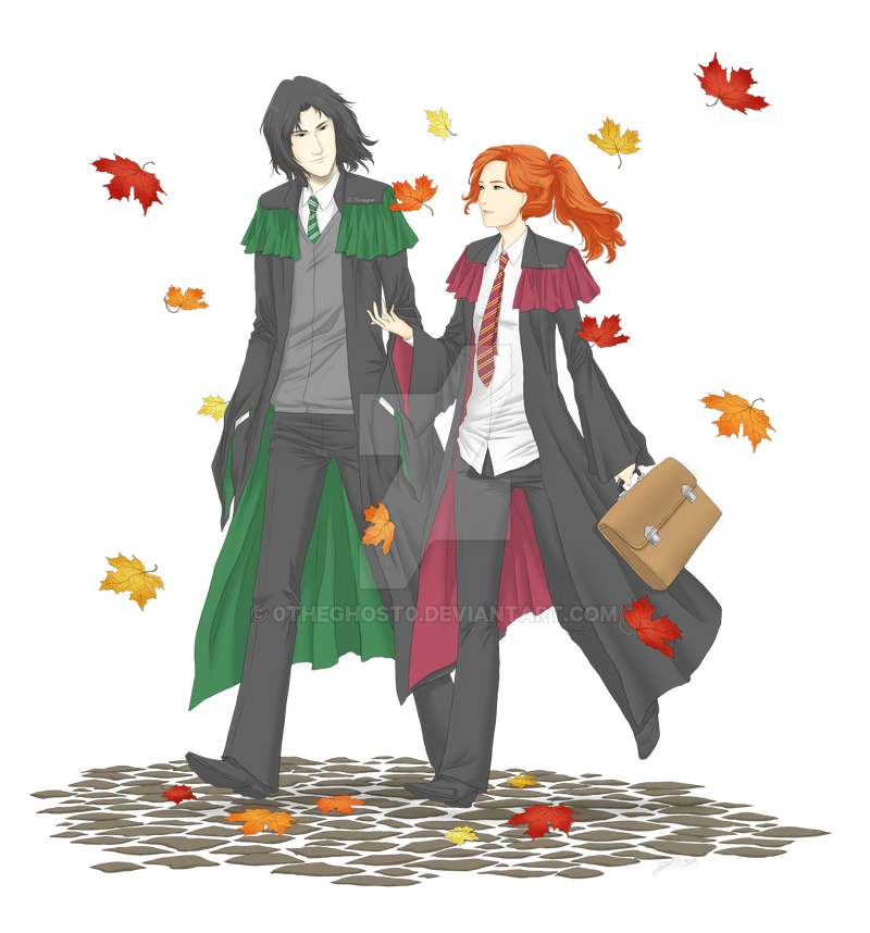 Autumn Leaves by 0theghost0