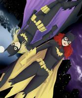 Batgirls by 0theghost0