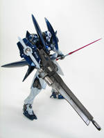 MG GN-X Long Rifle by GameraBaenre