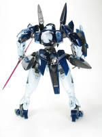 MG GN-X Back Side by GameraBaenre