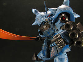 1_100 Gouf Custom by GameraBaenre