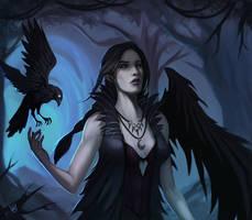ravengrim priestess