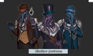 the mindflyer gentlemen