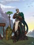 Lucius Dejarin the Cleric