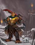 Balasar the Dragonborn