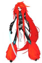 Red Knight by AllisonStanley