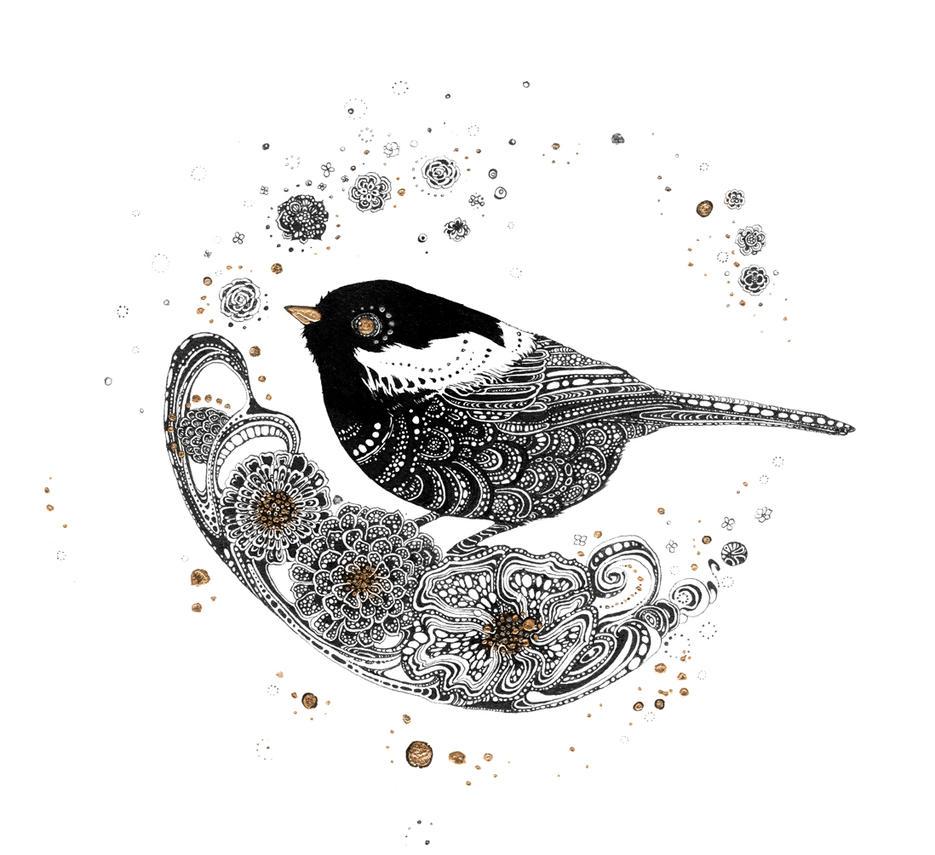 Little birdie by AllisonStanley