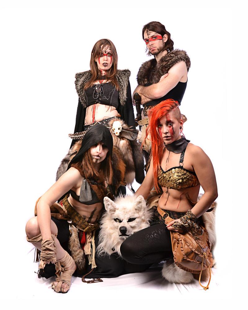 Druid Tribe by K-einess