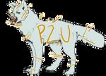 P2U: Canine Dog Wolf Lineart