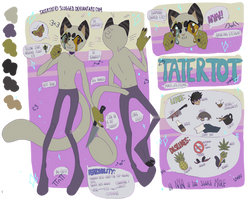 Tatertot Reference Sheet 2017 by Slugg-o